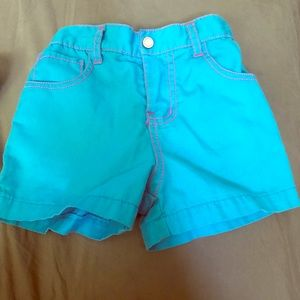 Toddler girl shorts